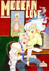 Modern Love painting