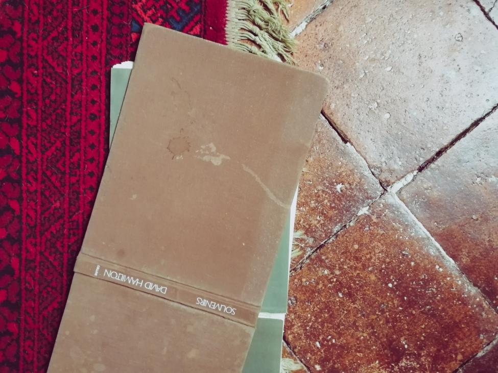 Souvenirs book