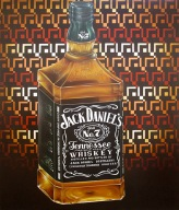 """Jack Daniel's"" by Tiina Lilja (2014) oil on canvas (100x120cm)"