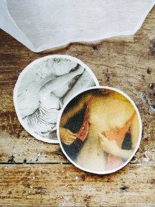 Double Exposure by Tiina Lilja research project looking into the depiction of vulnerable women and girls in visual art.