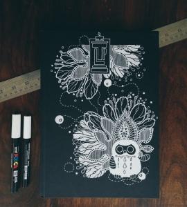 Sketchbook number 23 by Tiina Lilja