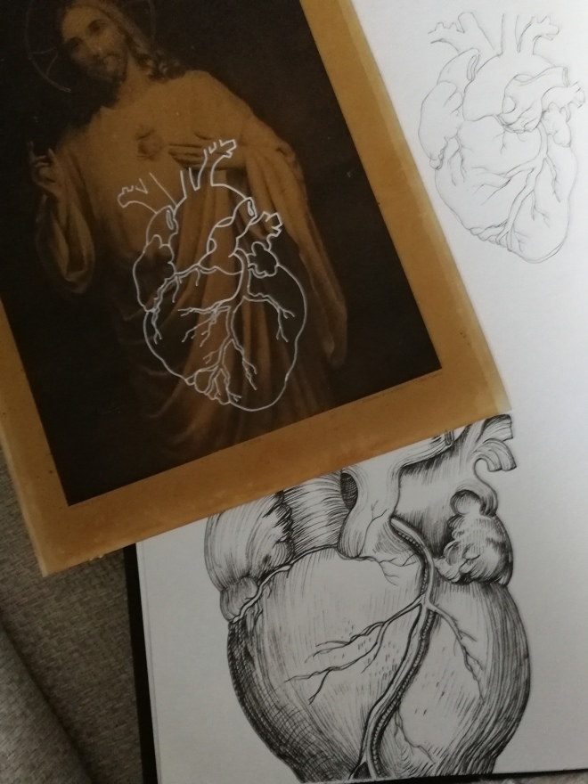 Corpus Christi by Tiina Lilja - work in progress