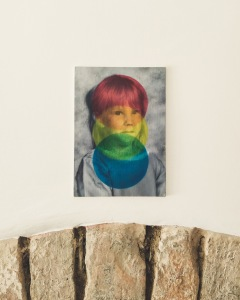 """1997"" by Tiina Lilja (2020) oil on board"