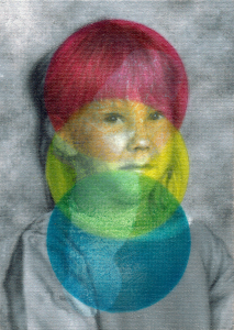 1997 by Tiina Lilja (2020) oil on board